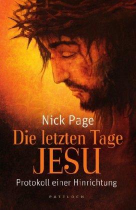 Die letzten Tage Jesu von Karl-Heinz Vanheiden