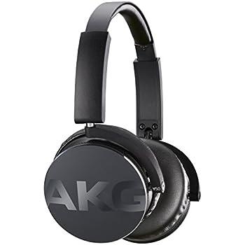 AKG sealed headphones (black) Y50BLK
