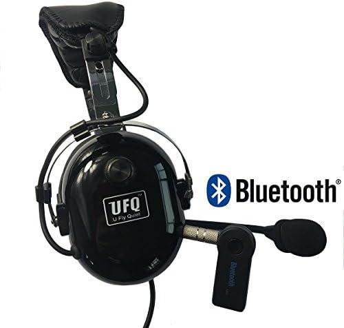 UFQ PNR Aviation Headset Free with Bluet