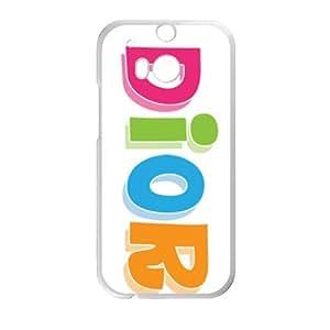 DAZHAHUI Dior design fashion cell phone case for HTC One M8
