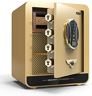 BX Caja Fuerte, Oficina en casa, Acero Completo, antirrobo ...
