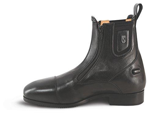 Double Boots Zip Medici Black Tredstep Paddock YZ4qAv