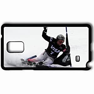 Personalized Samsung Note 4 Cell phone Case/Cover Skin Andreas Prommegger 224 Sports Black