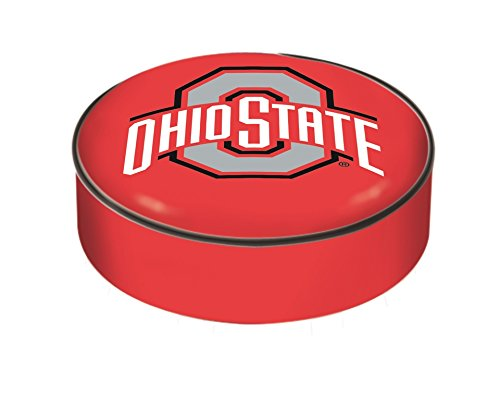 Ohio State Buckeyes Seat Cushion - NCAA Ohio State Buckeyes Bar Stool Seat Cover