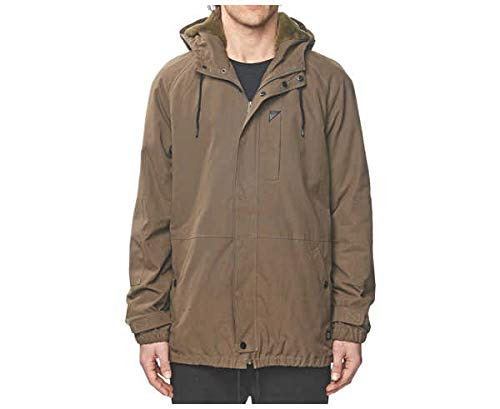 Agius Stormer bronze Marrone nbsp;– Globe Uomo Jacket Dion nbsp;giacca 6qxHH5ZT