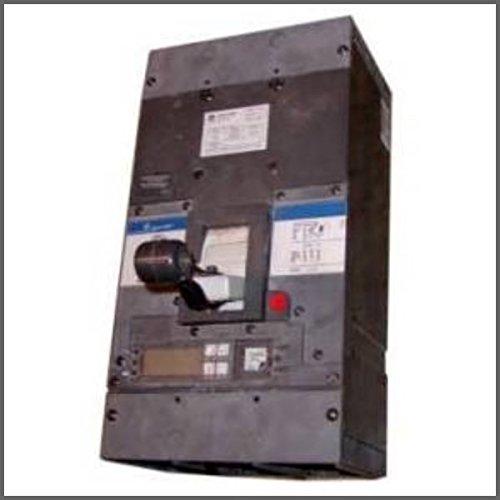 GE General Electric SKPA36AT0800 800A Spectra Circuit Breaker w/ 800 Amp Plug