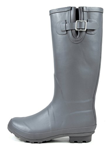 High Winter Origin Women's grey Short Rainboots Snow Rubber arctiv8 xF0qZRx