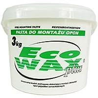 1pieza Neumáticos Montier Pasta de Eco Wax 3kg
