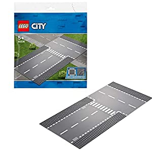LEGO CITY Straight and T-junction...