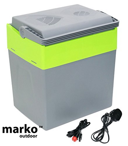 30L Litre Capacity Electrical Coolbox 240V AC &...