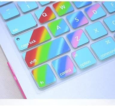 PitengTM coloreado silicona de piel sintética con teclado ...