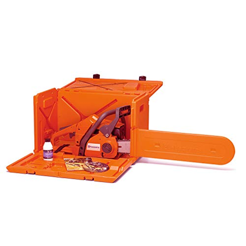 Husqvarna 100000107 Powerbox Chainsaw Carrying Case for 455 Rancher, 460, 372XP and - Power Chainsaw Manual
