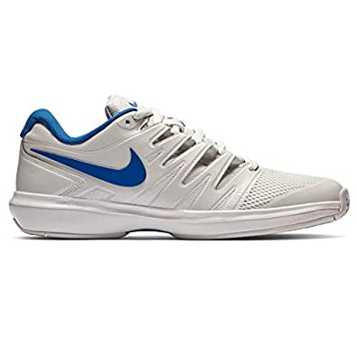 cheap for discount a263d bb946 Nike Men s Air Zoom Prestige Tennis Shoes (10 D US, Vast Grey Indigo