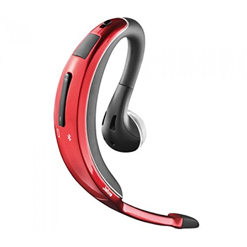 Jabra Wave Red Dual Pair Bluetooth Headset Amazon In Electronics