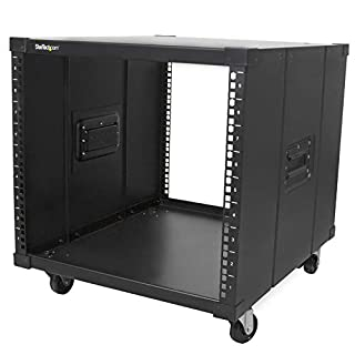 StarTech.com Portable Server Rack with Handles - Rolling Cabinet - 9U (RK960CP) (B0156KTYVO) | Amazon price tracker / tracking, Amazon price history charts, Amazon price watches, Amazon price drop alerts