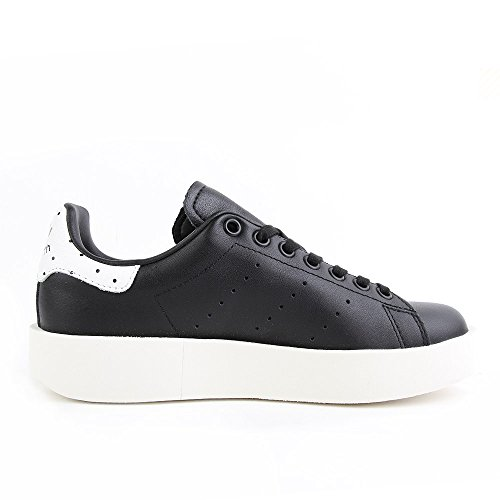 Adidas Originals Kvinder 'originaler Stan Smith Fed Trænere Us9.5 Sort pDK9qd