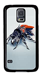 Samsung Galaxy S5 indestructible covers Abstract Hornets PC Black Custom Samsung Galaxy S5 Case Cover