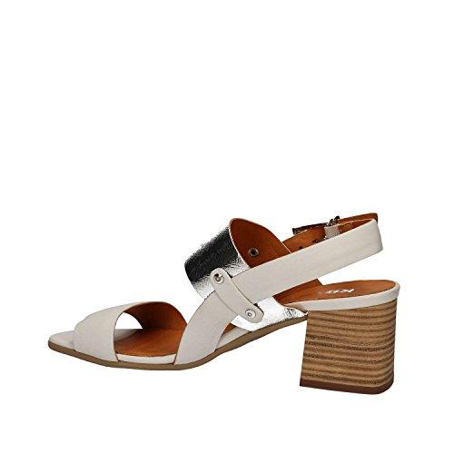 KEYS 5215 Sandalen mit absatz Frauen White 40