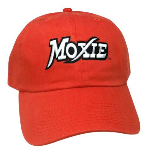 EastCoPr Mens Moxie Low Profile Adjustable Baseball Hat One Size Orange