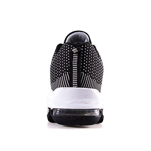 Shoes Running Air Gym Professional Black Cushion Shoes Fitness Flexible Men For Sports Sneaker Walking wq5xFdIF