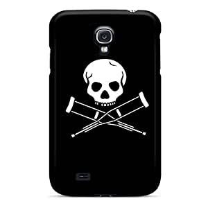 ColtonMorrill Samsung Galaxy S4 Protective Cell-phone Hard Cover Unique Design Beautiful Avenged Sevenfold Pattern [qlj3767GyuS]