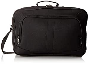 16 Inch Carry On Hand Luggage Flight Duffle Bag 2nd Bag or Underseat 19L Black