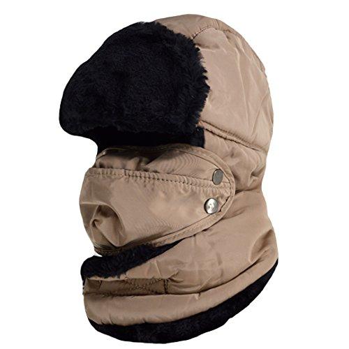 Gorros Hombre Mujer Marr Gorros Sombrero Gorro invierno Oreja de Aisi Oreja  0PEwp 86885f872c5e8