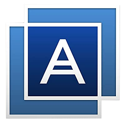 Acronis 12.5 Backup Standard Windows Server Essentials - 1 Year (Subscription License) by Acronis