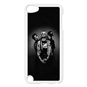 iPod Touch 5 Case White he87 nirvana music dark band Gfaih