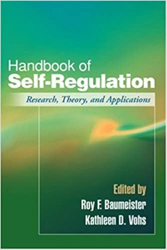 Book Handbook of Self-Regulation: Research, Theory, and Applications