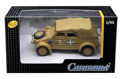 Amazon.com: Nuevo Diecast cararama 1: 43 vehículos militares ...