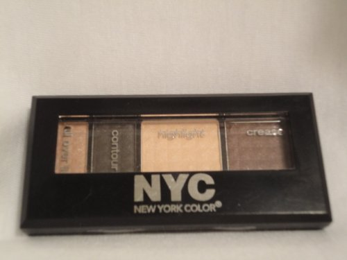 NYC EYESHADOW METRO QUARTET #815A THE BEST OF BROADWAY by - Shopping Nyc Broadway