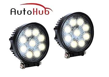 Auto Led Lampen : Auto hub aluminium led fog light fog lamp bike led lights anti