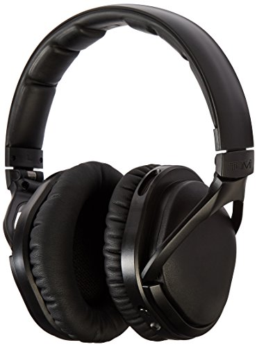 Tumi Wireless Noise Cancelling Headphones, Black by Tumi