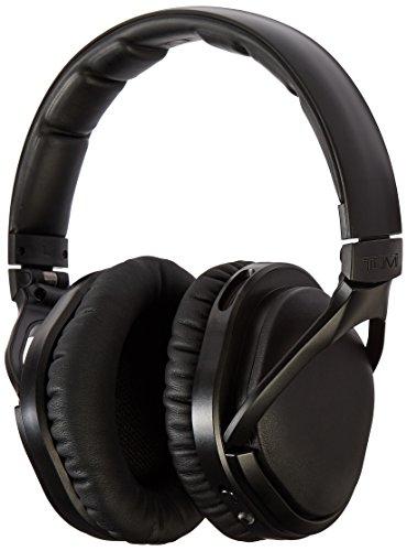 Tumi Wireless Noise Cancelling Headphones, Black