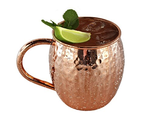 100-solid-copper-moscow-mule-cup-mug-hand-made-large-18oz-size-authentic-hammered-barrel