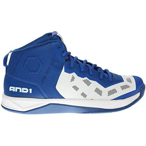 Image of AND1 Mens Fantom Basketball Shoe