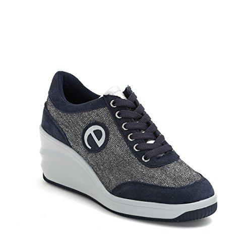 Blue Donna amp;Scarpe Estrada'sport Sneakers Scarpe wnPS6qxU