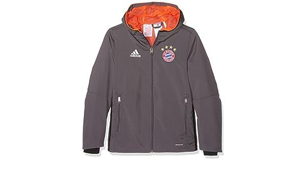 adidas FCB PRES Jkt Y Sudadera FC Barcelona, Niños: Amazon.es ...