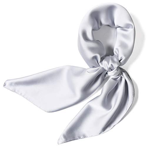 Satin Silk Scarfs for Women 27