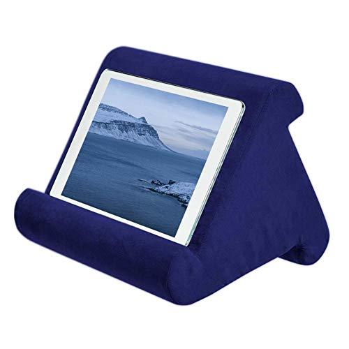 Euopat-Kissenständer , Buchablage, Tablet-Sofa, Laptop-Kissenhalter, Mini-Tablet-Computer-Tablet-Halter, E-Reader…