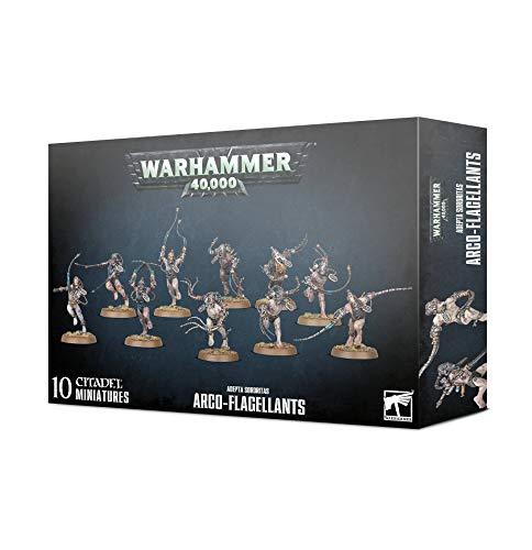 Games Workshop Warhammer 40k - Adepta Sororitas Arco-Flagellants
