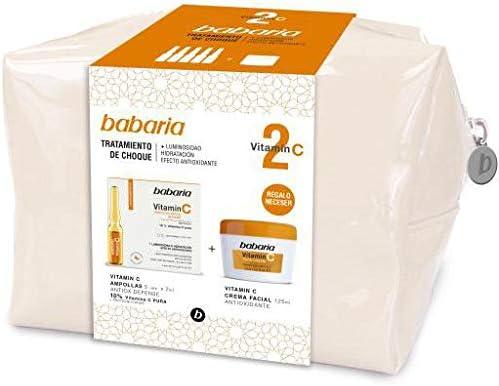 Babaria Est Navidad Babaria 2 Pzas Vitam C 200 g: Amazon.es: Belleza