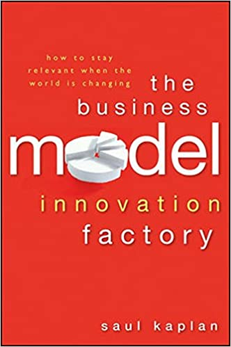 Book Cover - The Business Model Innovation Factory