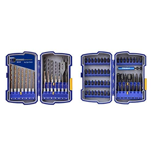 kobalt 76 piece drill & drive set