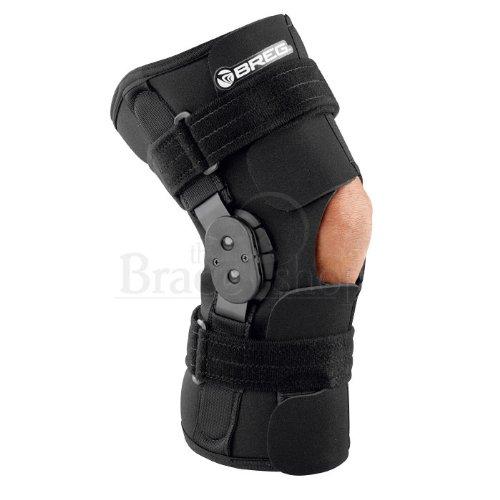 Breg ShortRunner Knee Brace (Large - Neoprene - Sleeve - Open Back) by Breg (Image #5)