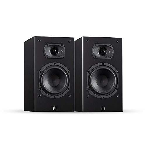 Aperion Audio Intimus 4B Bookshelf Speaker Pair (Stealth Black)