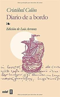 Diario de abordo par Colón