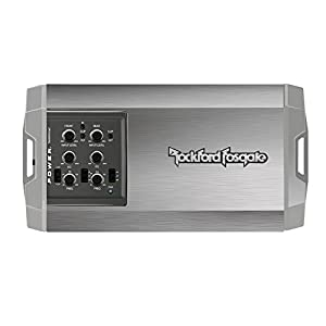 Rockford Fosgate T400X4ad Power Series 400 Watt 4-Channel Amplifier
