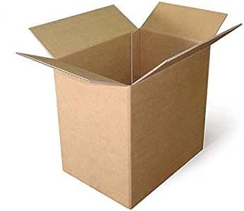 Caja de Cartón 40 x 30 x 30 cm CSM07, Pack de 15 uds: Amazon.es: Oficina y papelería